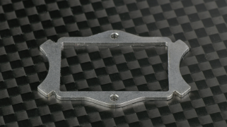 Model twelve head plate for awake mice - Neurotar