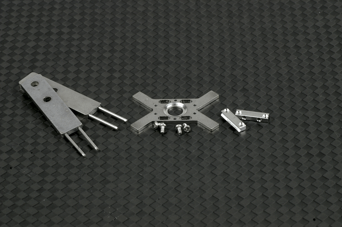 Spinal cord set